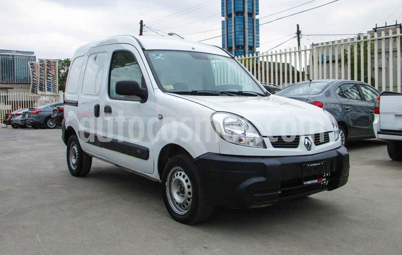 Renault Kangoo Express usado (2014) color Blanco precio $109,000