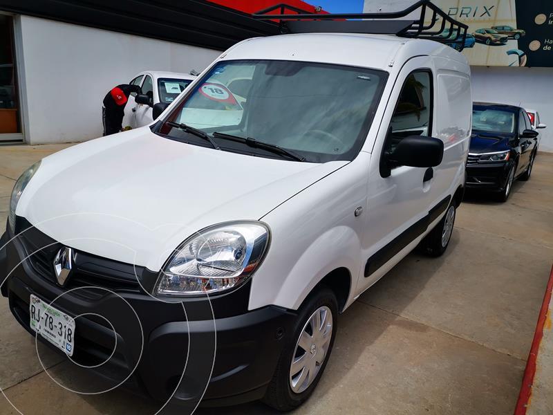 Foto Renault Kangoo Aa usado (2016) color Blanco precio $165,000