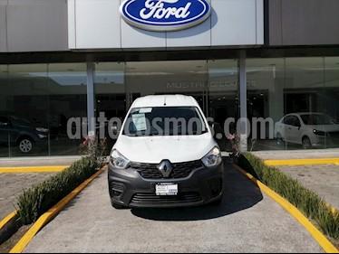 Renault Kangoo INTENSE 148 HP TM A/A usado (2019) color Blanco precio $213,000