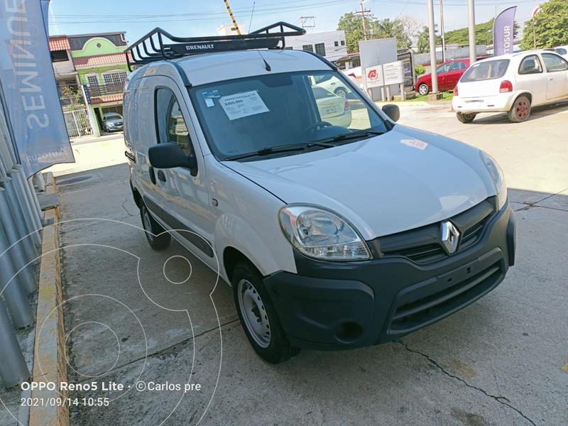 Foto Renault Kangoo Express Aa usado (2018) color Blanco precio $205,000
