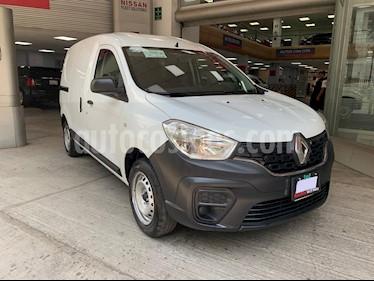 Renault Kangoo Intens usado (2019) color Blanco precio $205,000