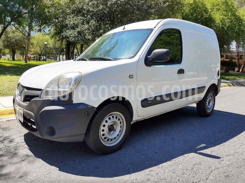 Renault Kangoo Express Pack usado (2015) color Blanco precio $130,000