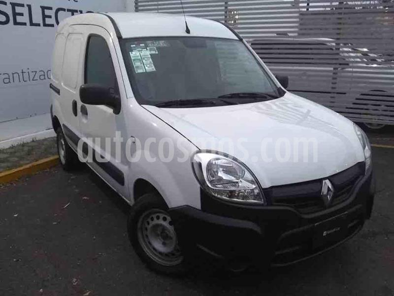 Renault Kangoo Express usado (2015) color Blanco precio $135,000