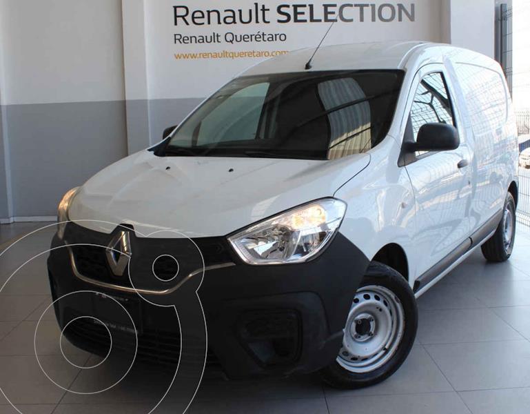 Foto Renault Kangoo Intens usado (2020) color Blanco precio $272,000