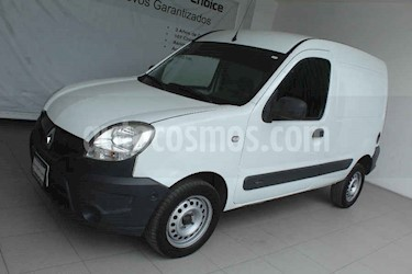 Renault Kangoo 5p Express L4/1.6 Man usado (2015) color Blanco precio $149,000
