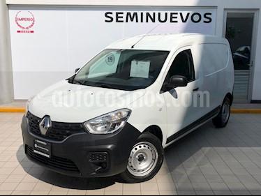 Renault Kangoo Intens usado (2018) color Blanco precio $225,000