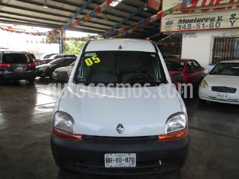 Renault Kangoo Express usado (2005) color Blanco precio $65,000