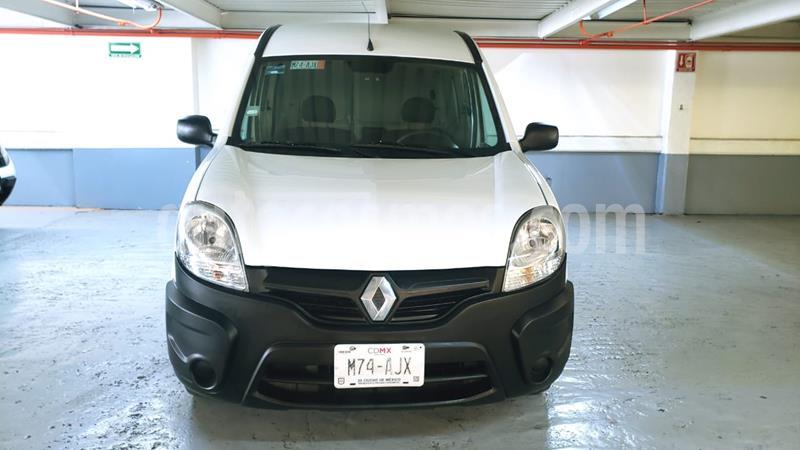 Renault Kangoo Express Aa usado (2015) color Blanco precio $145,000