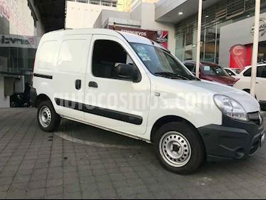 Renault Kangoo 5p Express L4/1.6 Man ABS usado (2017) color Blanco precio $189,000