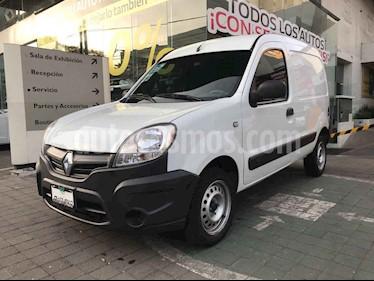 Renault Kangoo Express usado (2017) color Blanco precio $165,000