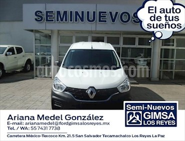 Renault Kangoo Aa usado (2019) color Blanco precio $215,000