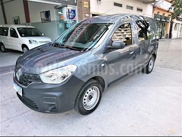 Foto venta Auto usado Renault Kangoo RENAULT KANGOO 5 ASIENTOS EMOTION 2018 CARPS (2018) color Gris precio $569.000