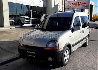 Foto venta Auto Usado Renault Kangoo Sportway 1.9 DSL (2006) color Gris Claro precio $175.000