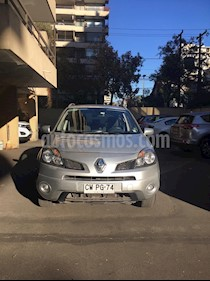 Renault Koleos 2.5L Dynamique 4x2 Aut  usado (2011) color Gris Plata  precio $6.500.000