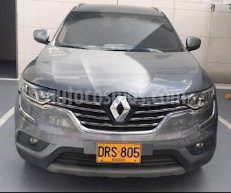 Foto venta Carro usado Renault Koleos 2.5L Zen  (2018) color Gris precio $78.000.000