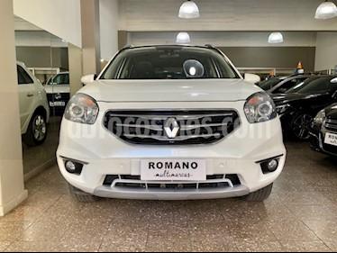 Renault Koleos 4x4 Privilege Aut 2012/13 usado (2012) color Blanco Perla precio $570.000