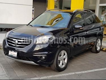 Foto venta Auto usado Renault Koleos 5p Dynamique L4/2.5 Aut Q/C (2013) color Negro precio $159,900