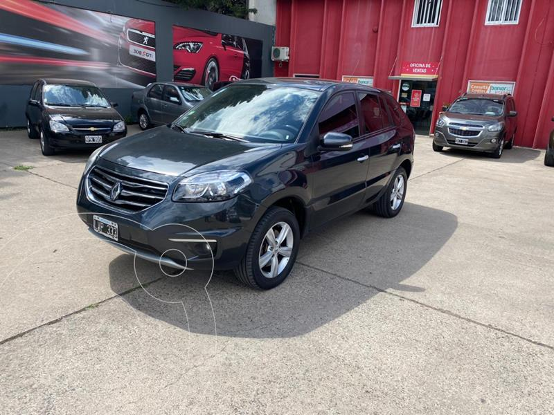 Renault Koleos Zen 2.5 4x2 CVT usado (2012) color Negro precio $950.000
