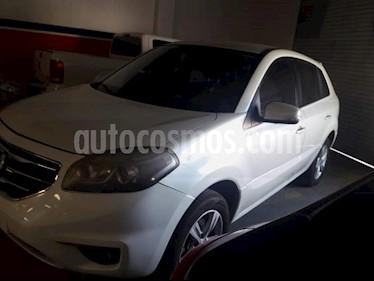 Renault Koleos Zen 2.5 4x2 CVT usado (2012) color Blanco precio $530.000