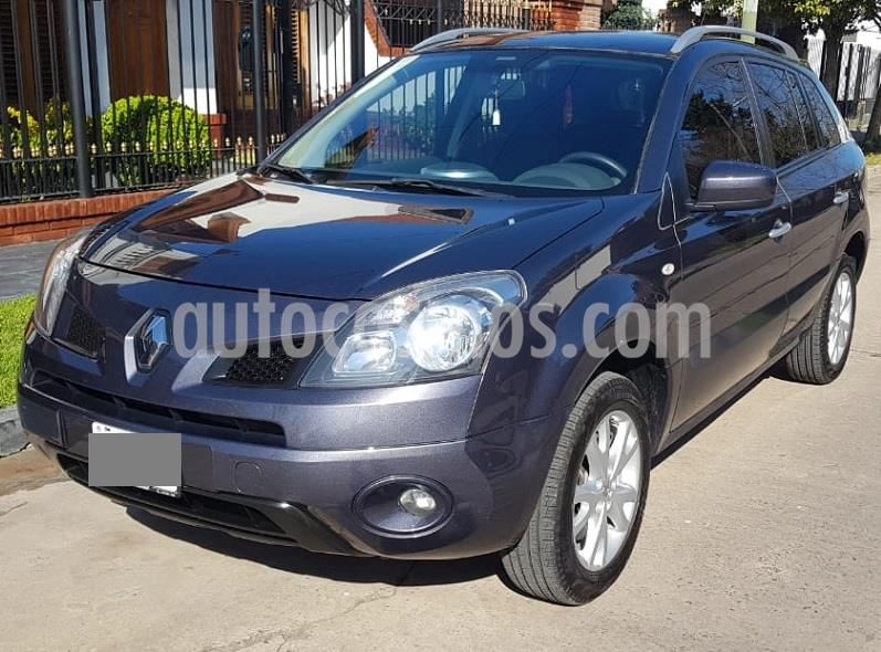 Renault Koleos 4x4 Dinamique usado (2011) color Gris Lava precio $835.000