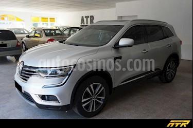 Renault Koleos Intens 2.5 4x4 CVT usado (2018) color Plata precio $2.240.000