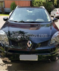 Renault Koleos Dynamique 4X4 Aut  usado (2011) color Negro precio $5.300.000