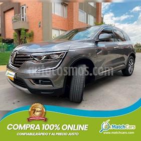 Renault Koleos 2.5L Intens 4x4   usado (2020) color Gris Plata  precio $97.990.000