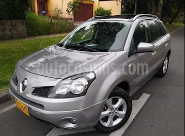 Renault Koleos Privilege 4x4 CVT   usado (2010) color Plata precio $34.900.000
