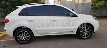 Renault Koleos Sport 4x4 CVT   usado (2016) color Blanco precio $28.400.000
