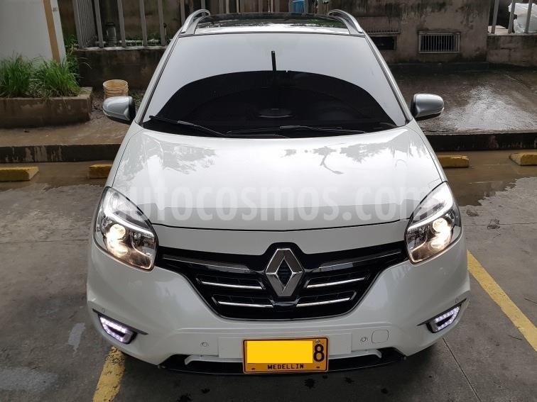 Renault Koleos Sport 4x2  usado (2016) color Blanco precio $32.500.000