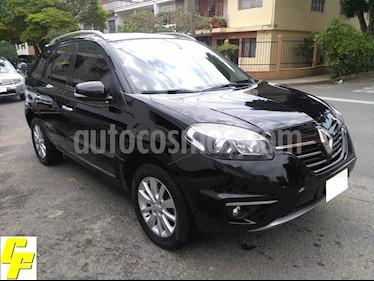 Renault Koleos Dynamique 4x2 CVT TDi usado (2014) color Negro precio $42.500.000