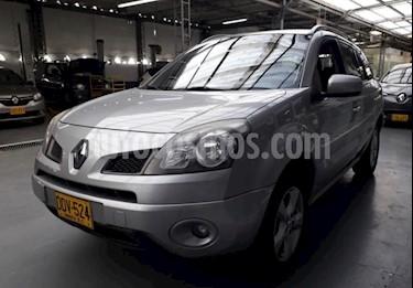 Renault Koleos 2.5L 4x4 Di Aut usado (2010) color Gris precio $32.000.000
