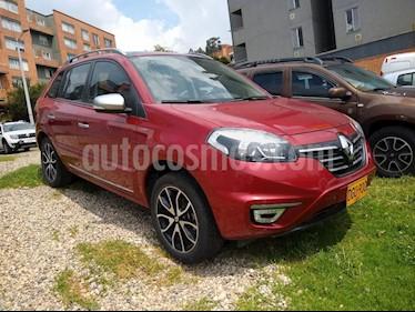 Renault Koleos Sport 4x2  usado (2017) color Rojo Maple precio $59.300.000