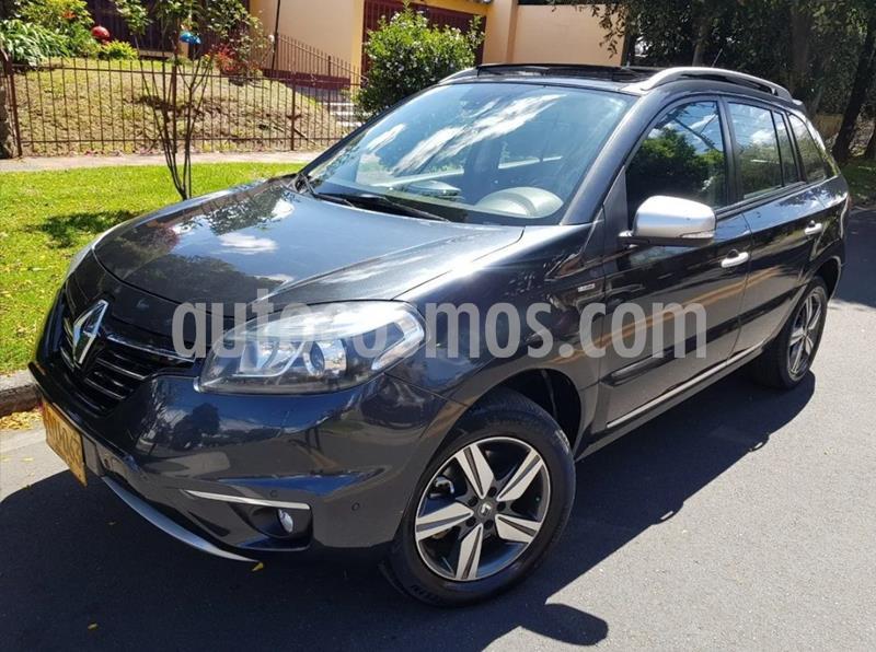 Renault Koleos Bose 4x2 CVT  usado (2019) color Negro Nacarado precio $44.900.000