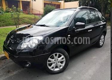 Foto venta Carro usado Renault Koleos Dynamique 4x4 (2010) color Negro precio $31.500.000
