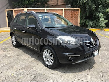 Foto venta Auto usado Renault Koleos Dynamique Aut (2018) color Negro precio $215,000
