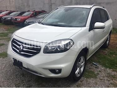 Foto venta Auto usado Renault Koleos Dynamique Aut (2013) color Blanco precio $187,000