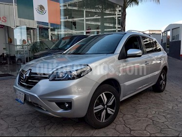 Foto venta Auto usado Renault Koleos Dynamique Aut (2016) color Plata precio $255,000