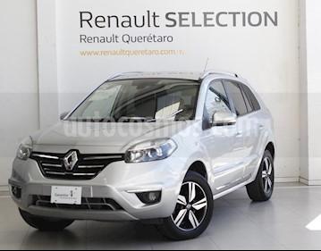 Foto venta Auto usado Renault Koleos Dynamique Aut (2016) color Plata precio $273,000
