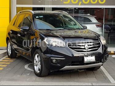 Foto venta Auto usado Renault Koleos Dynamique Open Sky (2013) color Negro precio $169,000