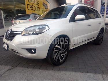 Foto venta Auto usado Renault Koleos Dynamique Open Sky (2016) color Blanco precio $265,000
