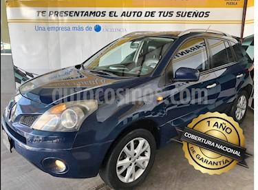 Foto venta Auto usado Renault Koleos Dynamique Open Sky (2010) color Azul precio $143,000