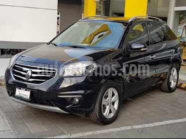 Foto venta Auto usado Renault Koleos Dynamique Qc Aut (2013) color Negro precio $172,000