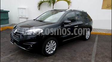 Foto venta Auto usado Renault Koleos Dynamique (2016) color Negro precio $225,000