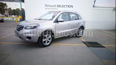 Foto venta Auto usado Renault Koleos Dynamique (2012) color Plata precio $180,000