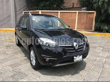 Foto venta Auto usado Renault Koleos Dynamique (2016) color Negro precio $215,000