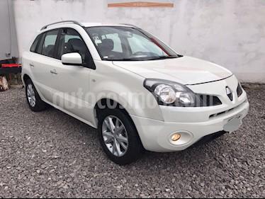 Foto venta Auto Seminuevo Renault Koleos Dynamique (2010) color Blanco precio $130,000