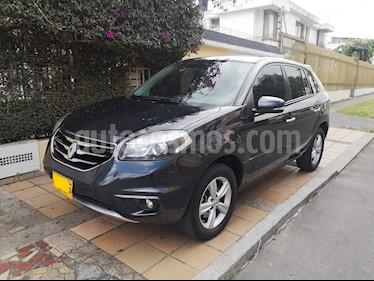 Foto venta Carro usado Renault Koleos Expression 2.5L 4x2 (2014) color Gris Lava precio $38.000.000