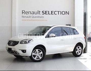 Foto venta Auto usado Renault Koleos Expression Aut (2013) color Blanco precio $170,000