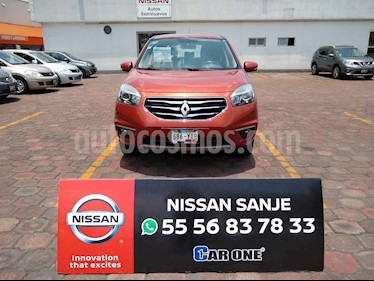 Foto venta Auto usado Renault Koleos Expression Aut (2012) color Bronce precio $134,900